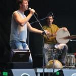 Sam Lee & Friends auf dem 23. Tanz- und Folkfestival in Rudolstadt