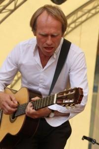 Keimzeit Akustik Quintett auf dem 23. Tanz- und Folkfestival in Rudolstadt