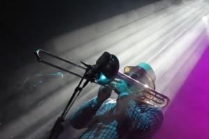 Fat Freddy's Drop auf dem 23. Tanz- und Folkfestival in Rudolstadt