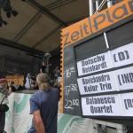 Dotschy Reinhardt auf dem 23. Tanz- und Folkfestival in Rudolstadt