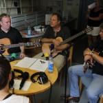 Bürgerradio auf dem 23. Tanz- und Folkfestival in Rudolstadt