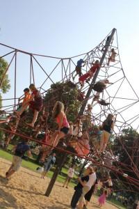 Kindertfest auf dem 23. Tanz- und Folkfestival in Rudolstadt