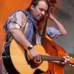 Felix Meyer auf dem 23. Tanz- und Folkfestival in Rudolstadt
