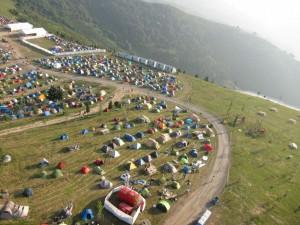 bilbao bbk13 camping neu