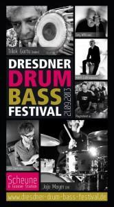 dresdner drum & bass festival 2013