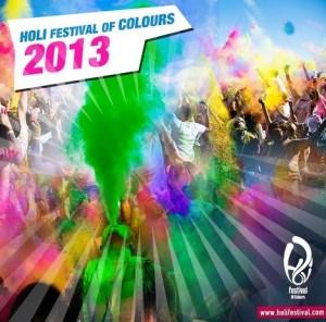 holi festival of colours tournee 2013