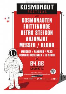 kosmonaut festival 2013_plakat