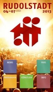 tff rudolstadt 2013 App