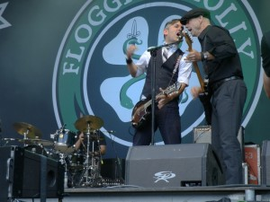 Flogging Molly @ TTF 2013