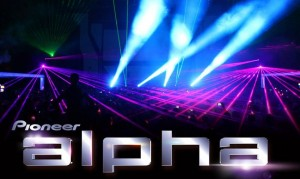 pioneer alpha 2013 logo