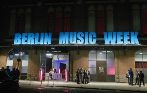 Berlin Music Week 2013