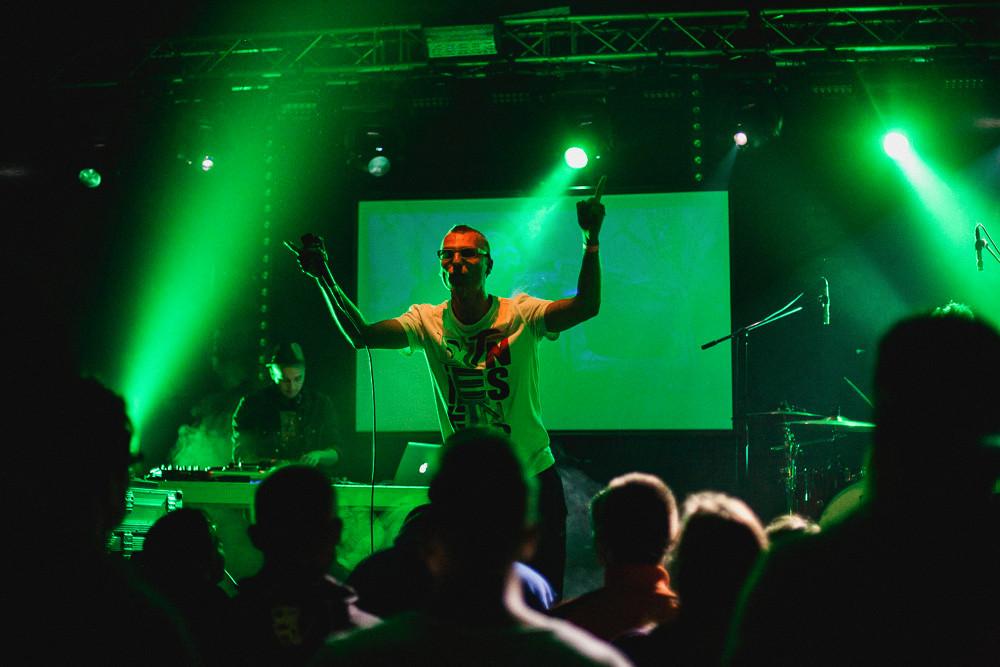 L.U.C live beim fokus Festival 2013 (® Tomasz Janusz Szeremeta)