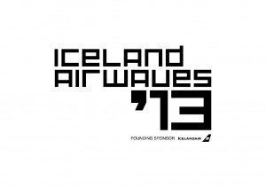 Iceland Airwaves Logo 13