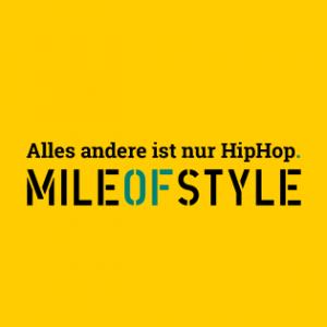 mile of style logo