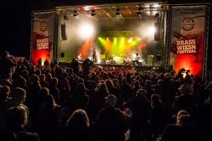 Brass Wiesn 2013 Stage