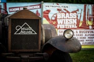 Brass Wiesn 2013 Traktor