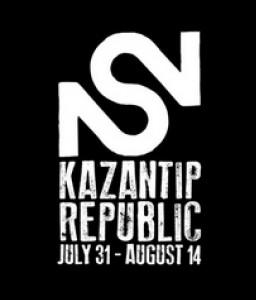 Kazantip 2013 Logo