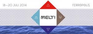 melt 2014 banner