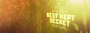 Best Kept Secret 2014, Logo