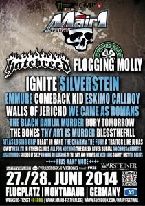 mair1 festival 2014 poster