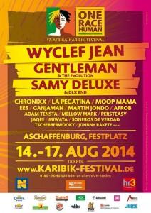 flyer-wyclef-jean-afrika-karibik-festival