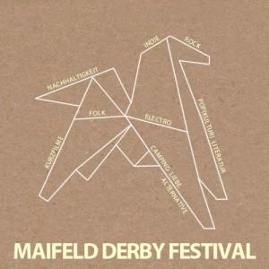 maifeld derby logo braun