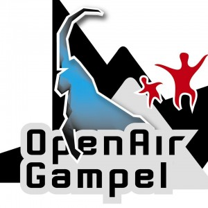 open air gampel 2014 logo
