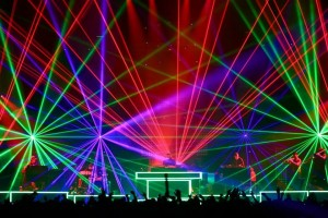 sonar stage lights