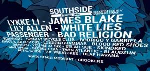 southside neue acts märz 2014