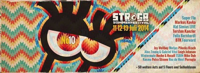 STROGA FESTIVAL 2014