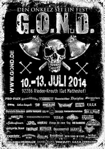 gond2014 Flyer