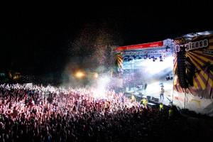Happiness Festival Bühne