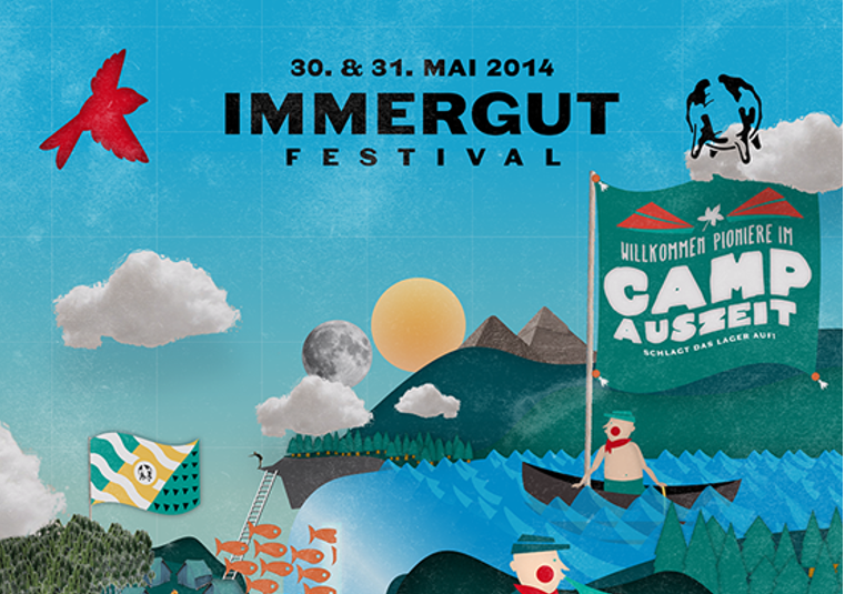 Photo zu 30./31.05.2014: Immergut Festival - Neustrelitz