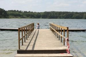 Der weiße See