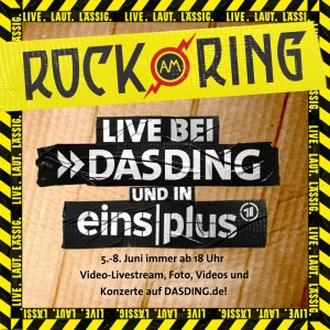Livestream Rock am Ring 2014 Dasding