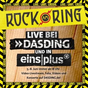 Livestream Rock am Ring 2014 Dasding