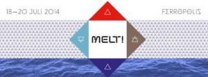 melt banner 2014