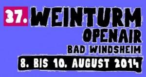 weinturm open air 2014