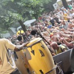 Black Warriors auf dem TFF 2014 in Rudolstadt
