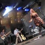 Judith Holofernes & Band auf dem TFF 2014 in Rudolstadt