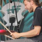 Pulsar Trio auf dem TFF 2014 in Rudolstadt