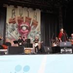 June Tabor & Oysterband auf dem TFF 2014 in Rudolstadt