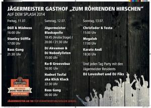 Jaegermeister-Gasthof-Splash-Programm