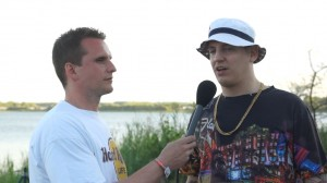 Money Boy auf dem splash! Festival