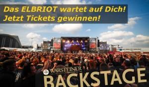 ELBRIOT Festival Tickets Warsteiner