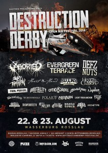 Destruction Derby 2014