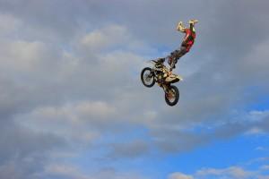 Stunt Show - Rock N Heim 2014