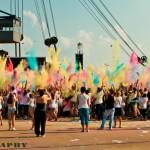 HOLI - Festival der Farben - 2014 - Ferropolis