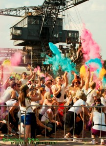 HOLI - Festival der Farben - 2014 - Ferropolis-2