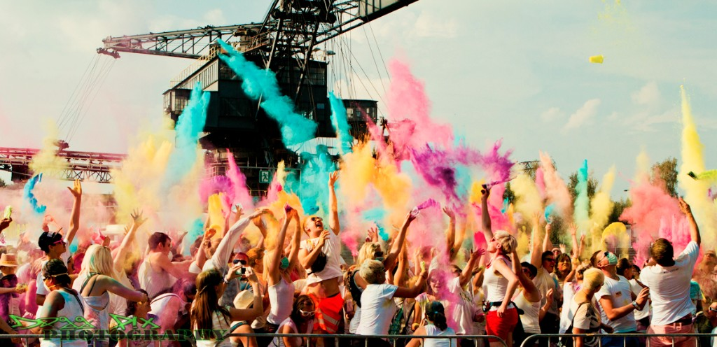 HOLI - Festival der Farben - 2014 - Ferropolis-3